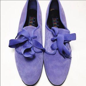 Keds Essentials Vintage Suede Shoes